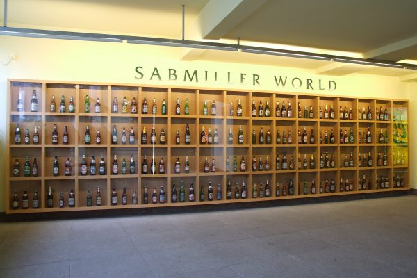Sabmiller world