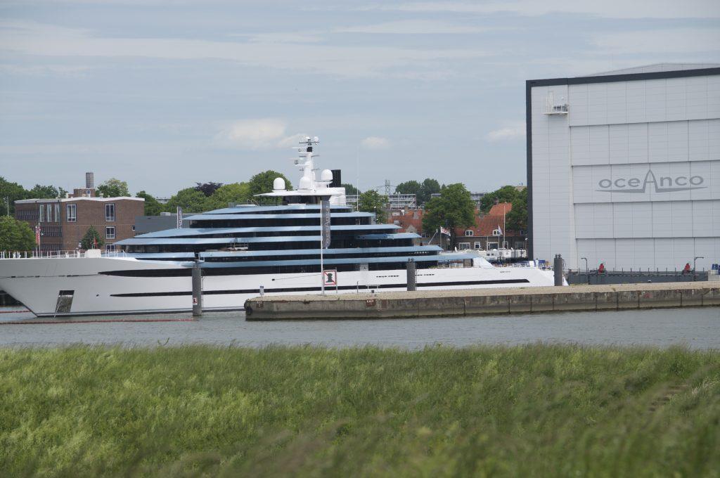 Jubilee Yacht - Oceanco