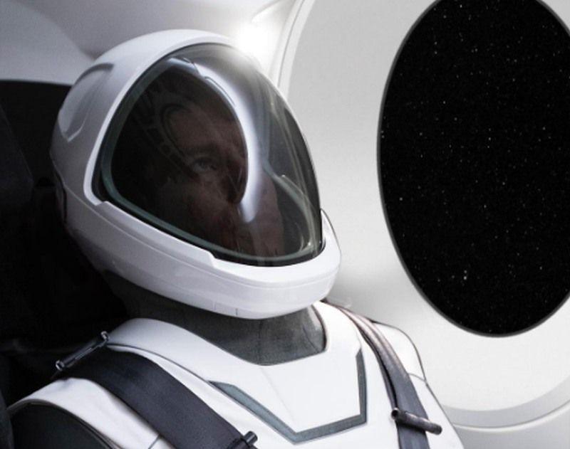 SpaceX ruimtepak