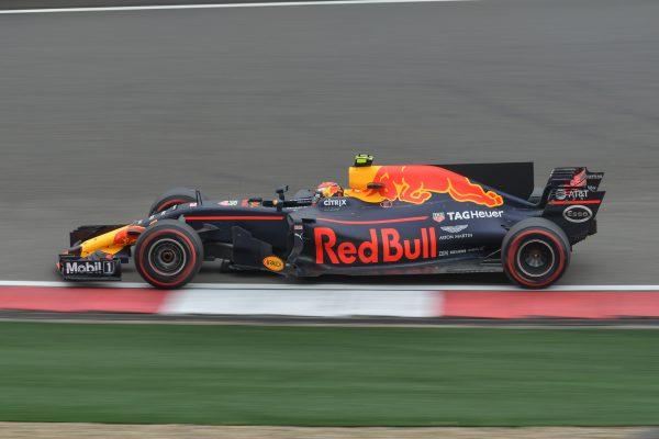 Formule 1 Max Verstappen Singapore 2017