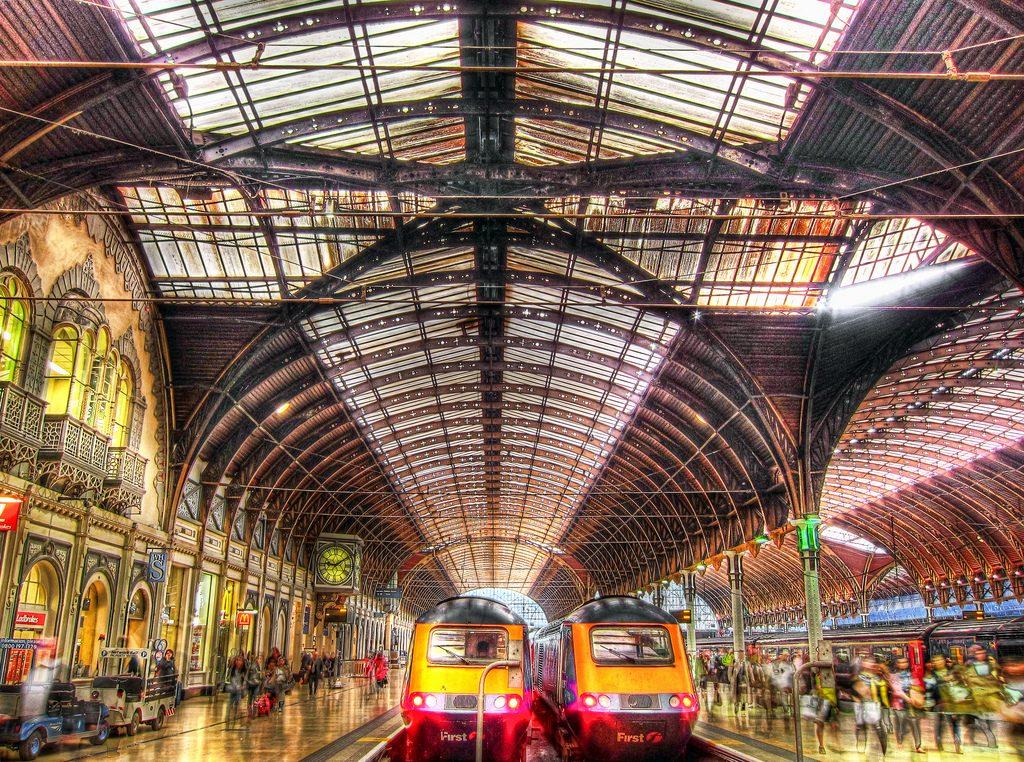 trein Londen