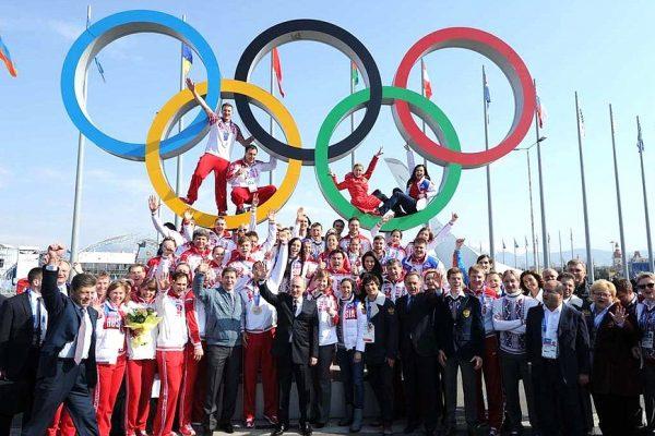 Rusland Olympische Spelen