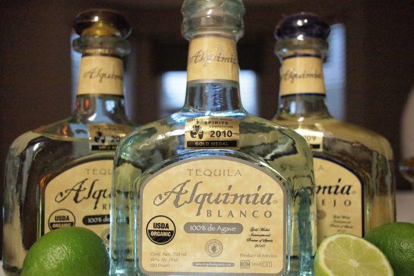 tequila flessen