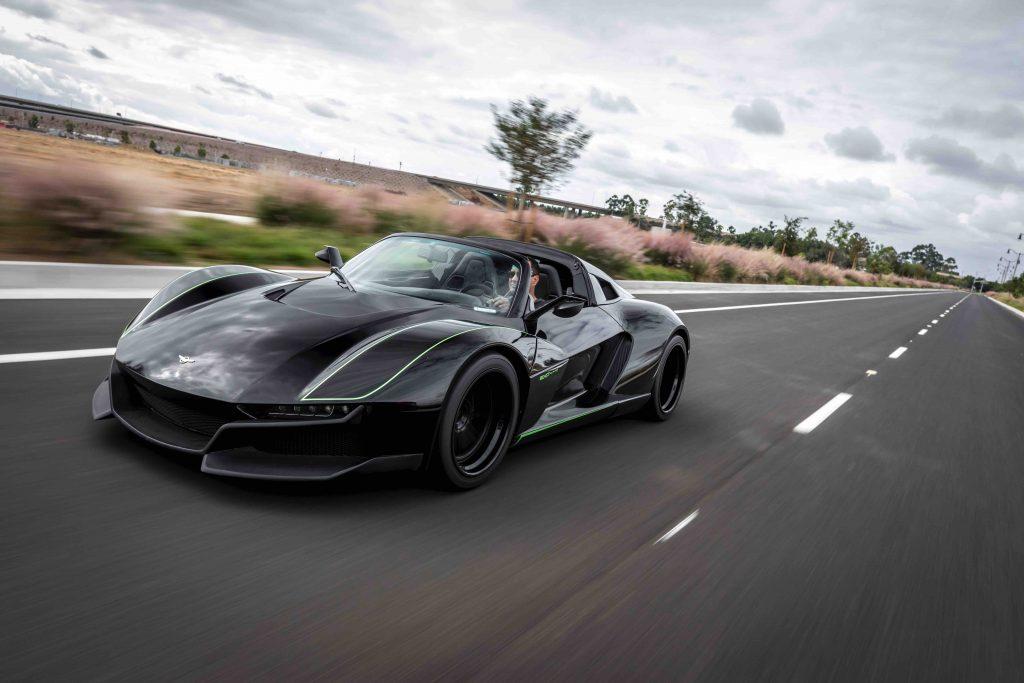 rezvani motors beast alpha x driving Manisfaction