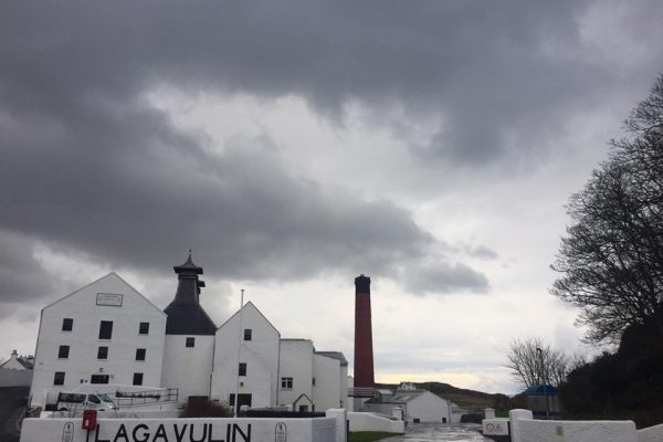 Lagavulin distileerderij Islay