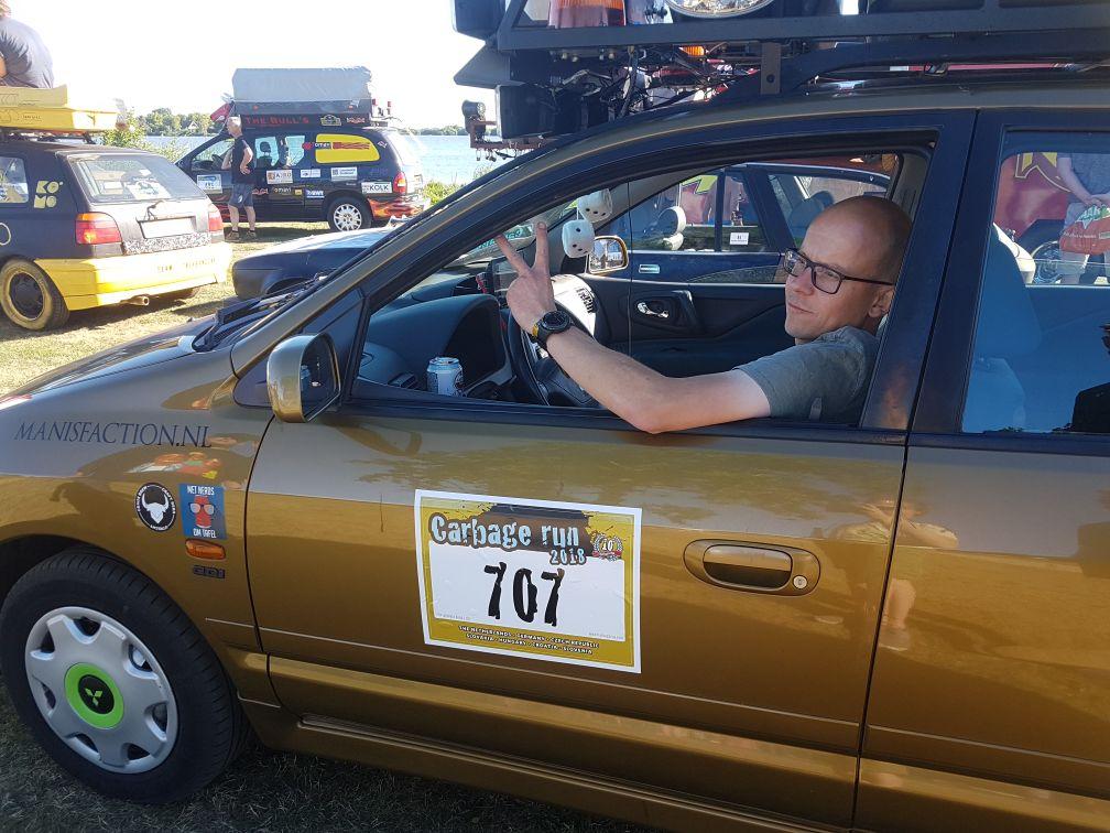 Carbage Run 2018 - Team Jeuke