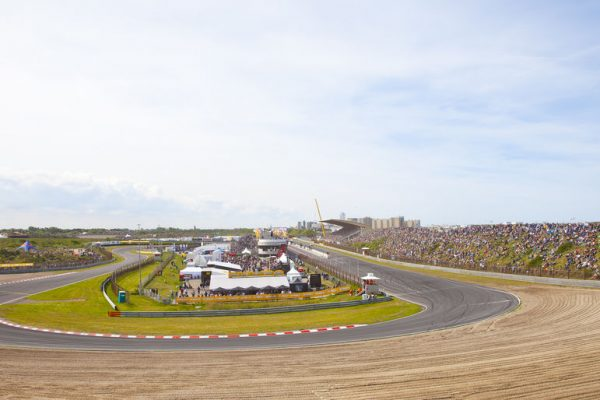 Circuit Zandvoort NEderland