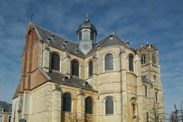 Norbertijnen abdij Grimbergen