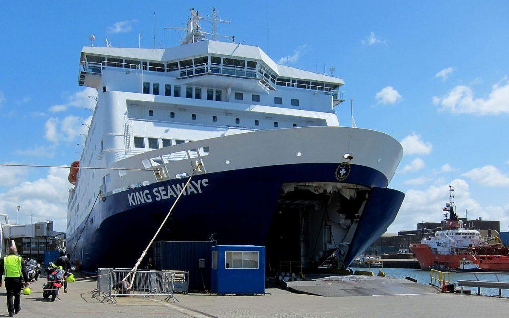 King Seaway Ijmuiden Newcastle