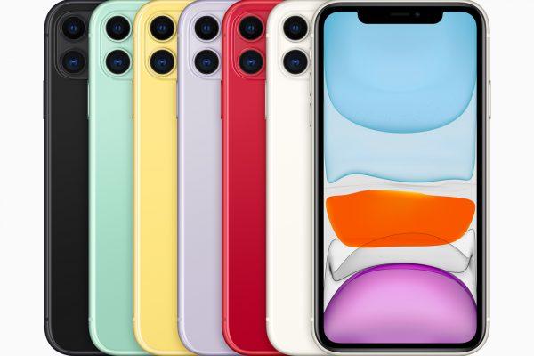 De nieuwe Apple iPhone 11 2019